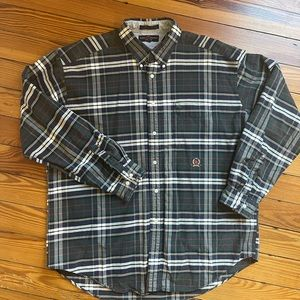 Tommy Hilfiger golf long sleeve button down